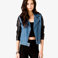 Cool-Girl Moto Jacket