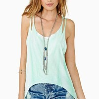 Wicked Sensation Tank - Mint