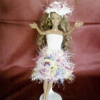 Handmade Outfit for Barbie Doll   SEE SPECIAL OFFER   (nannycheryl original)754