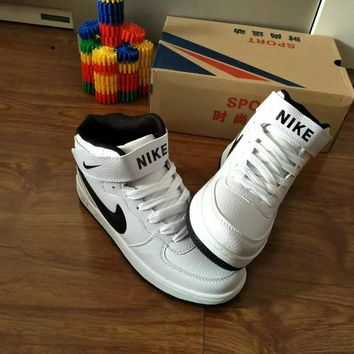 Nike Fashion All-match Unisex Sneakers Couple Running Shoes-19