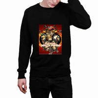 Five Finger Death Punch logo d97c8b20-87ab-4498-ad3e-0a729a104359 - Sweater for Man and Woman, S / M / L / XL / 2XL *02*