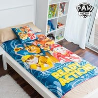 Paw Patrol Blanket and Cushion set