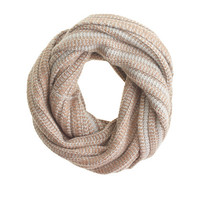J.Crew Womens Diamond Stitch Infinity Scarf