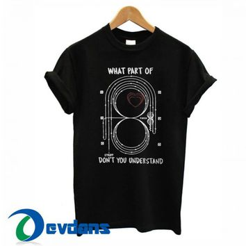 Photography Heart What Part Of T Shirt Women And Men Size S To 3XL