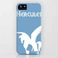 Hercules iPhone & iPod Case by Citron Vert | Society6