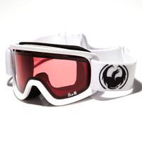 SURFSTITCH - SNOW - GOGGLES - DRAGON LIL D SNOW GOGGLE - POWDER ROSE