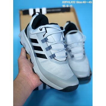 DCCK A244 Adidas Terrex Voyagerr Cw Cp Sports Casual Running Shoes Grey