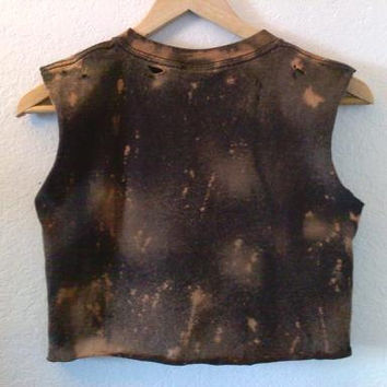Star Wars / Crop Top / Half Top / Belly Top / Muscle Top / Yoda / Darth Vader / Sci Fi / Galaxy / Classic / 70s / 80s / 90s / Street Style