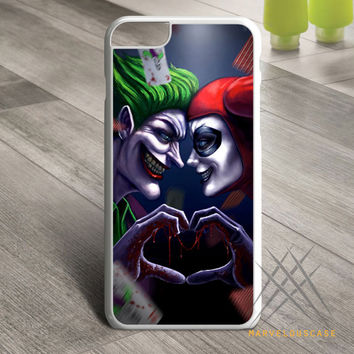 Harley Quinn And Joker Love Custom case for iPhone, iPod and iPad