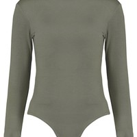 Libby Turtle Neck L/S Basic Body