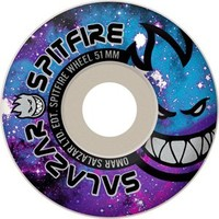 Spitfire Classic Salazar Space Burn Wheels  53mm 99a (set of 4)