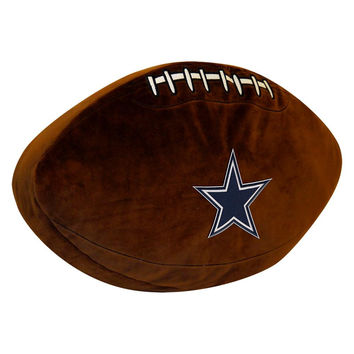 Dallas Cowboys NFL 3D Sports Pillow