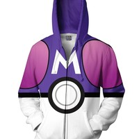 Pokemon Master Ball Hoodie | Sweatshirts from RageOn