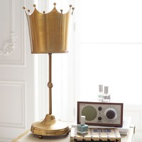 The Emily & Meritt Crown Lamp