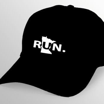 Minnesota RUN. Cap