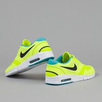 Nike SB Eric Koston 2 Max Volt / Black - Dusty Canvas