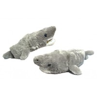 Grey Shark Animal Slippers