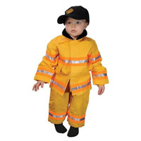 Aeromax Jr. Fire Fighter Halloween Party Costume Set