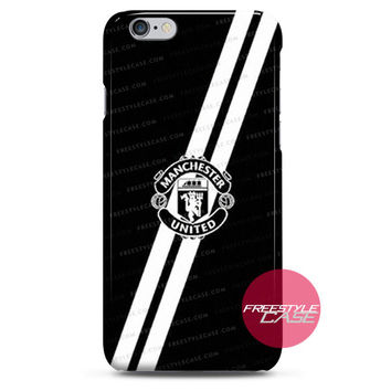Manchester United Fc Logo iPhone Case 3, 4, 5, 6 Cover