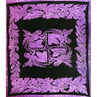 Faerie Braid Tapestry