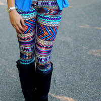 Nature Walk Leggings - Restocked