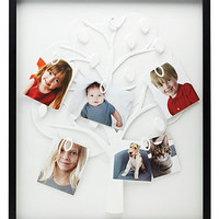 FAMILY TREE PICTURE FRAME | Multi Photo, Family Picture Frame | UncommonGoods
