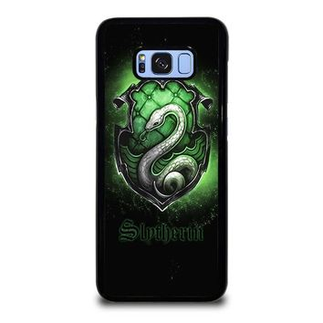 SLYTHERIN LOGO Samsung Galaxy S8 Plus Case Cover