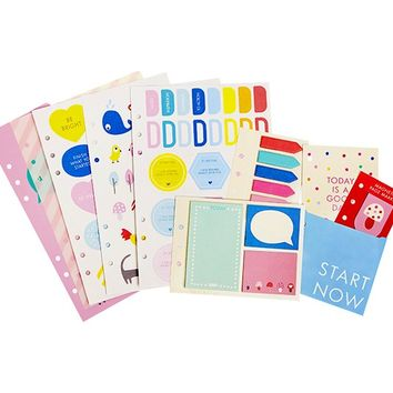 PLANNER DASHBOARD STARTER KIT LARGE: CUTE - Shop By