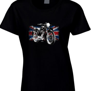 Matchless Motorcycle Womens T Shirt