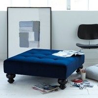 Essex Upholstered Ottoman