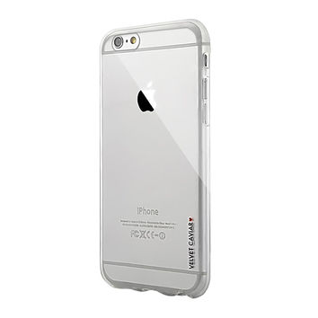 PROTECTIVE CLEAR TPU PHONE CASE