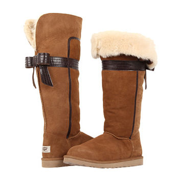 UGG Genevieve Chestnut - Zappos.com Free Shipping BOTH Ways