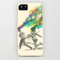 Emanate iPhone & iPod Case by Nicebleed