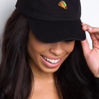 Let's Taco 'Bout It Baseball Cap