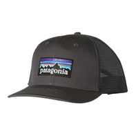 Patagonia P-6 Trucker Hat | Forge Grey