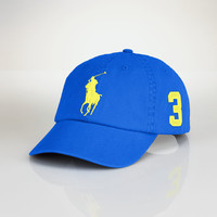 BIG PONY BASEBALL CAP