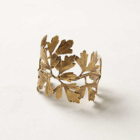 Anthropologie - Garland Ginkgo Cuff