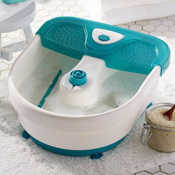 Splendid Spa Foot Bath, Teal