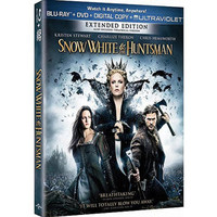 Walmart: Snow White & The Huntsman (Blu-ray + DVD) (Exclusive) (Widescreen)