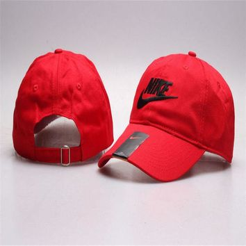 Day-First™ Red Nike Cap Hat