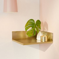 Kiki Metal Corner Shelf | Urban Outfitters