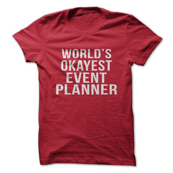 World's Okayest Event Planner