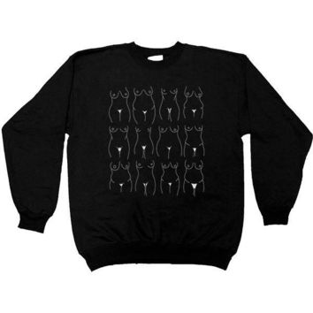 Some Girls -- Unisex Sweatshirt