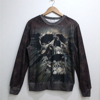 Lovely Skull fleece
