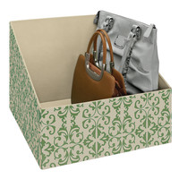 The Container Store > Firenze Handbag Storage Bin