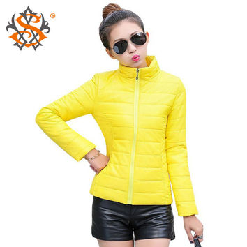 Women's sport jacket for Winter