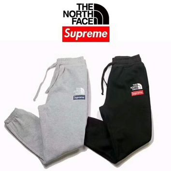 SUPREME X The North Face Men Fashion Print Sport Stretch Pants Trousers Sweatpants G-CN-CFPFGYS