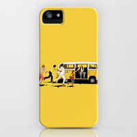 Little Miss Sunshine iPhone & iPod Case by Derek Donovan