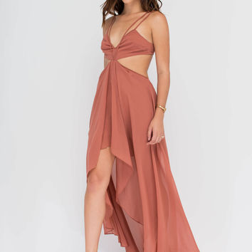Rule The Runway High-Low Dress