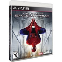 Amazing Spiderman 2 PS3 Video Game